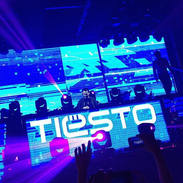 Tiësto photos | Club Cubic | Taipa, Macau - february 19, 2016