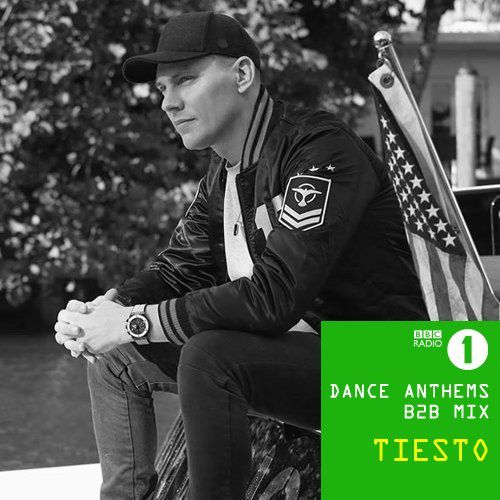 Tiësto Back 2 Back with Danny Howard - BBC Radio 1 Dance Anthems