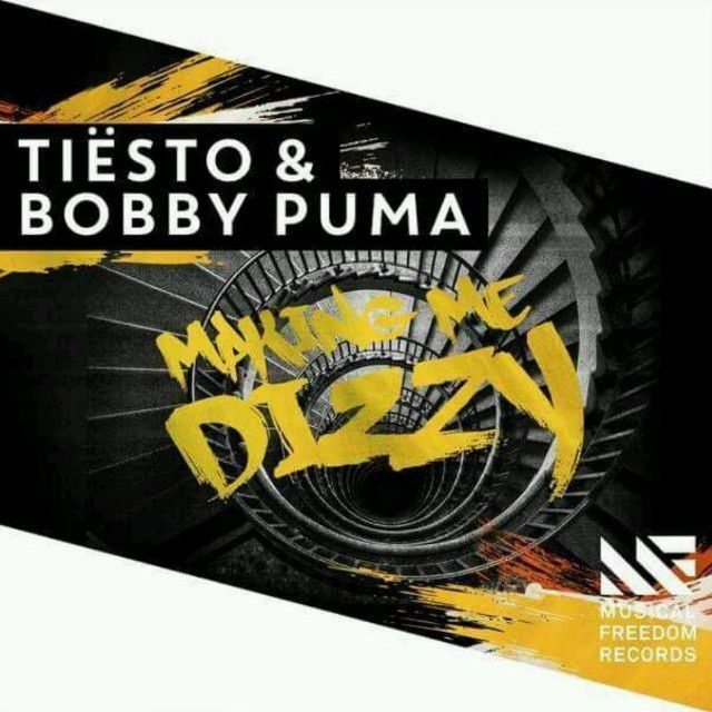 Tiësto &amp&#x3B; Bobby Puma - Making Me Dizzy | Official Vidéo