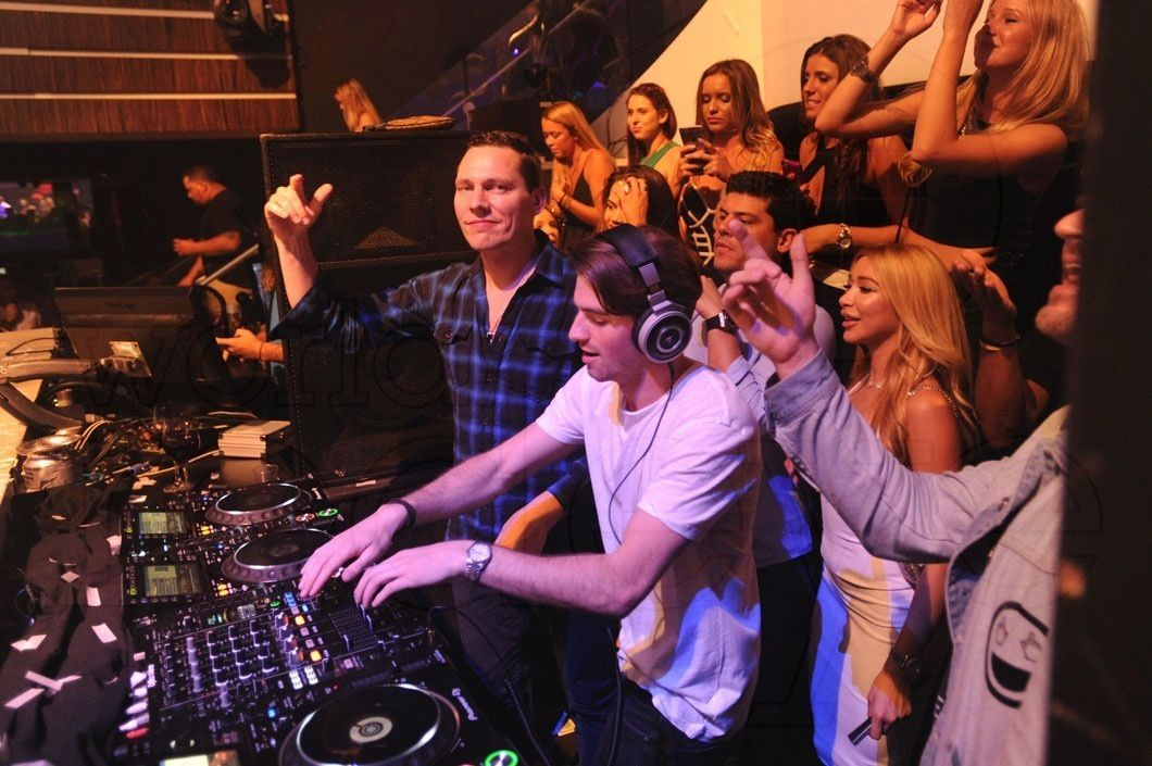 Tiësto photos | Liv Nightclub | Miami, FL - March 17, 2016 | Don Diablo, Hardwell, Benny Benassi, The Chainsmokers, &amp&#x3B; Alec Monopoly and Vassy