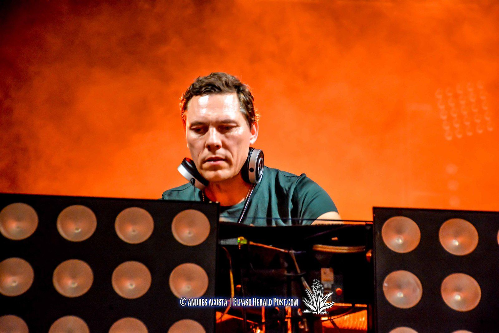 Tiësto photos | Neon Desert Music Festival | El Paso, TX - May 29, 2016