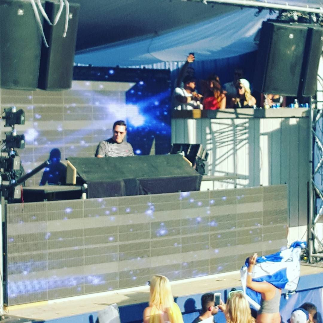 Tiësto photos | BeachClub | Pointe-Calumet, Québec - July 03, 2016