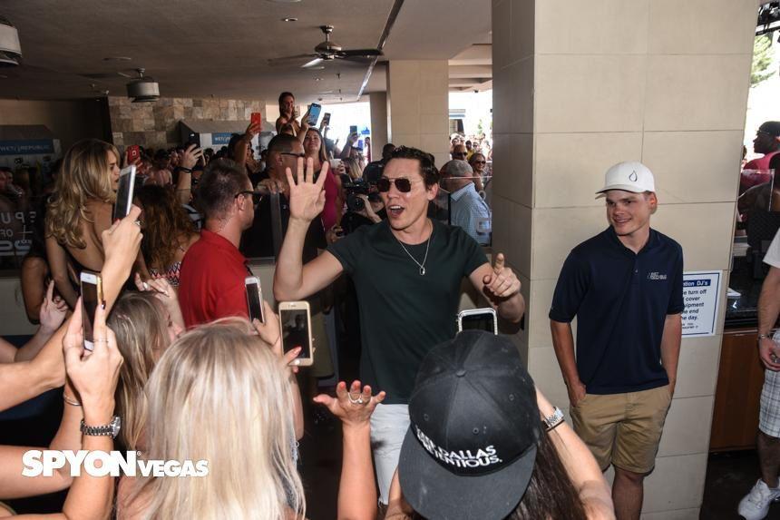 Tiësto photos | Wet Republic | Las Vegas, NV - July 10, 2016