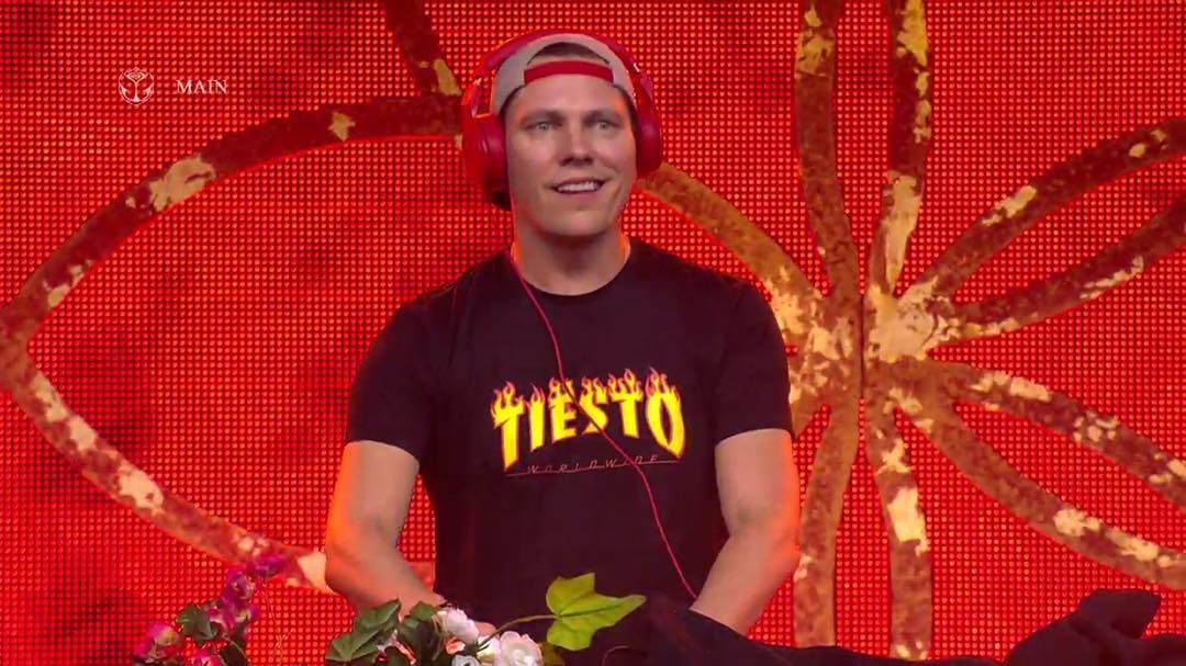 Tiësto photos | Tomorrowland | Boom, Belgium - july 22, 2016