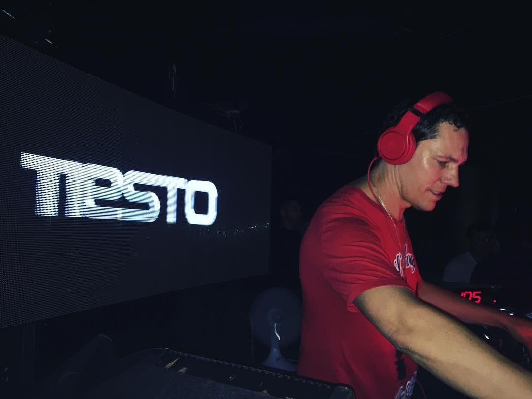 Tiësto Photos | Jimmy'z Monte-Carlo | Monaco - August 02, 2016