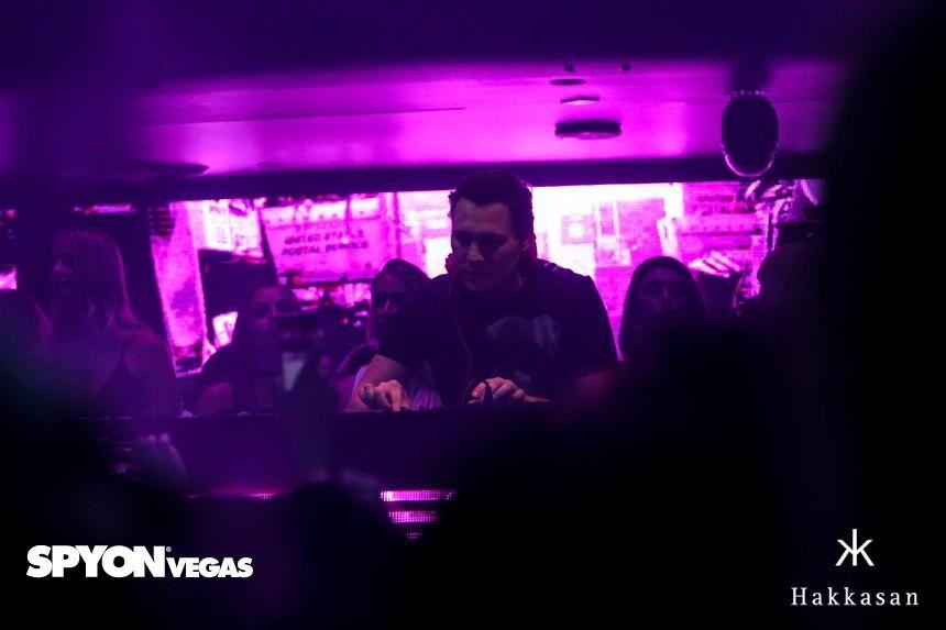 Tiësto photos | Hakkasan | Las Vegas, NV - September 01, 2016
