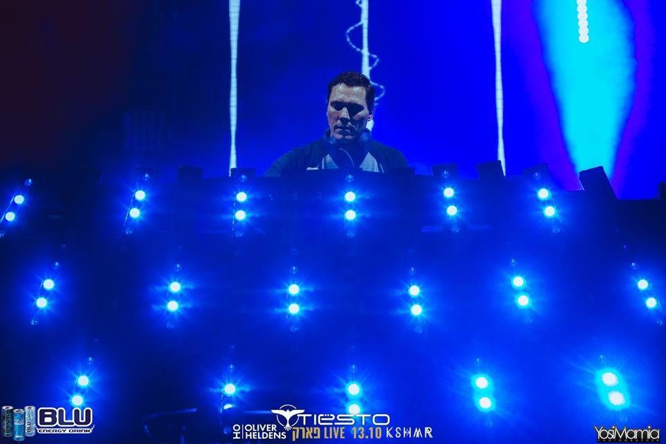 Tiësto photos | Rishon Live Park | Rishon LeZion, Israel - October 13, 2016