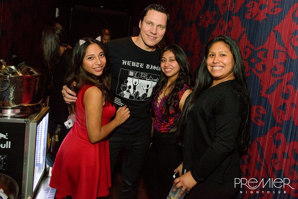 Tiësto photos | Premier NightClub | Atlantic City, NJ - October 28, 2016