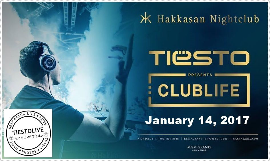 Tiësto photos | Hakkasan | Las Vegas, NV - January 14, 2017 | Spécial Tiesto Birthday Celebration
