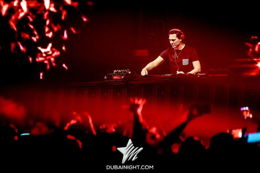 Tiësto photos | World Trade Center | Dubai, UAE - December 02, 2016
