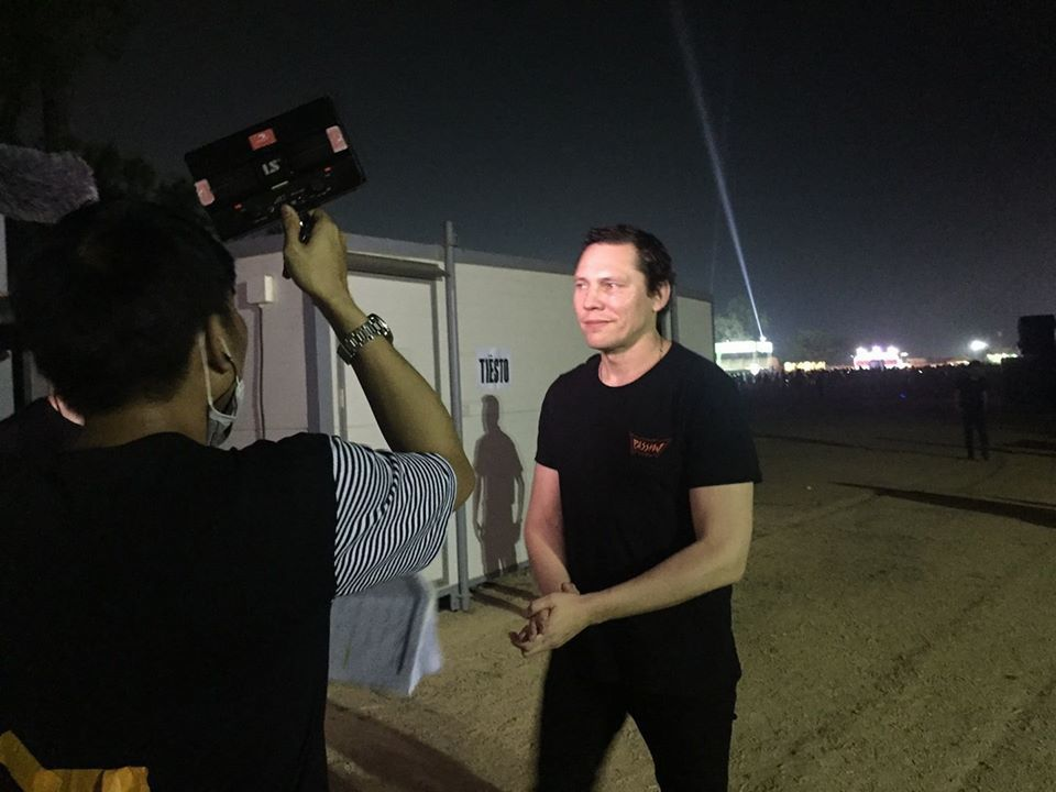Tiësto photo | Maya Music Festival | Pattaya, Thailand - February 18, 2017