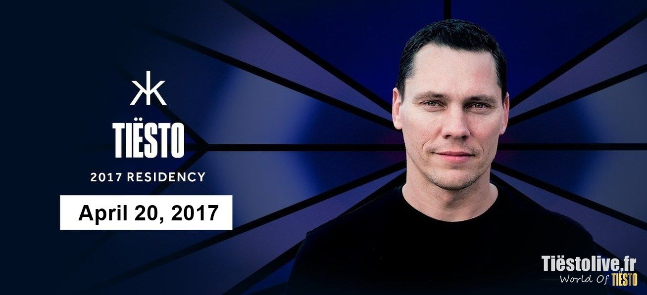Tiësto photos | Hakkasan | Las Vegas, NV - april 20, 2017