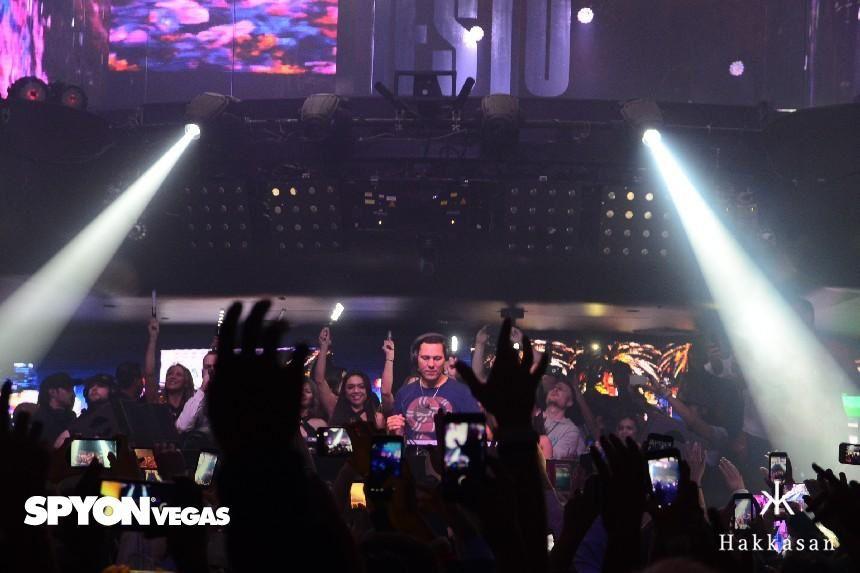 Tiësto photos   Hakkasan   Las Vegas, NV - March 18, 2017