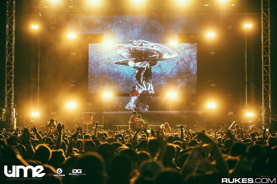 Tiësto photos   Ultimate Music Experience   South Padre Island, TX - March 17, 2017