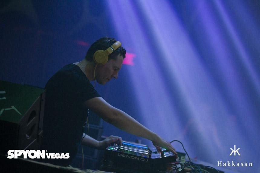 Tiësto photos, vidéo | Hakkasan | Las Vegas, NV - may 20, 2017