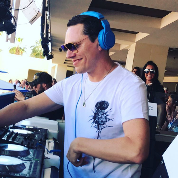 Tiësto photos, vidéo | Wet Republic | Las Vegas, NV - may 28, 2017 | Memorial Day Weekend