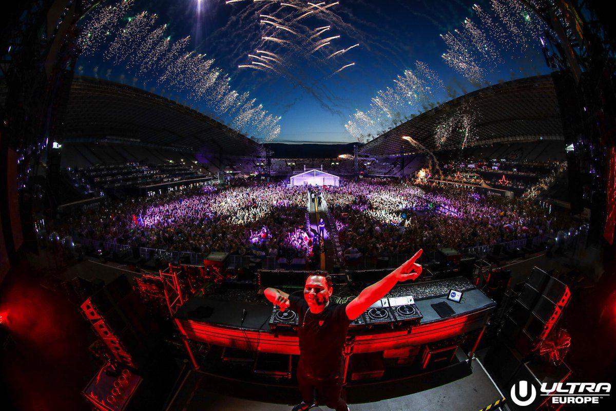 Tiësto photo | Ultra Europe | Split, Croatia - July 14, 2017