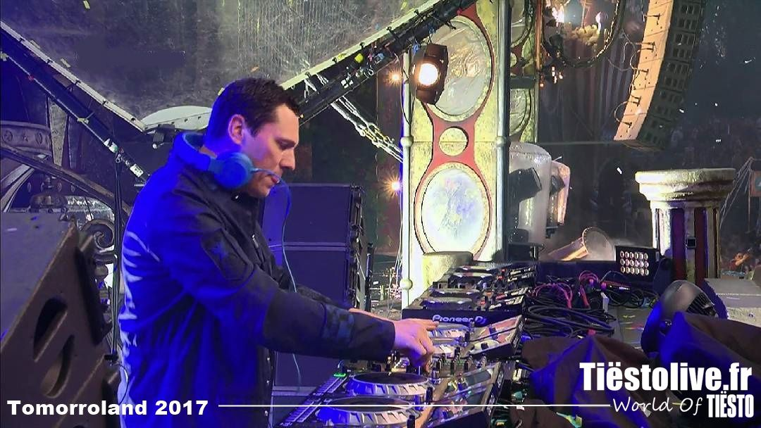 Tiësto photos | Tomorrowland | Boom, Belgium - july 21, 2017