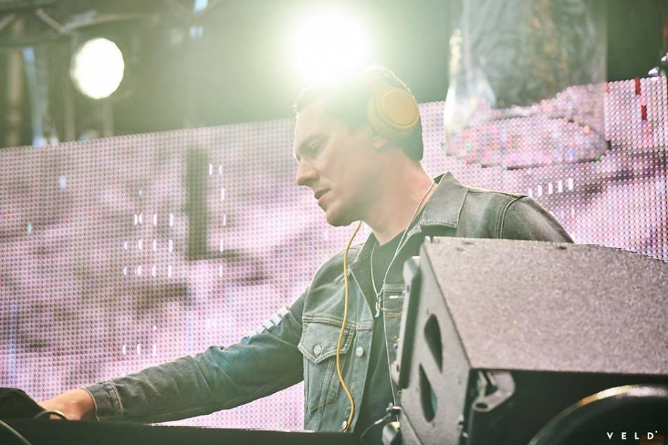 Tiësto photos | Veld' Music Festival | Toronto, Canada - august 06, 2017 |
