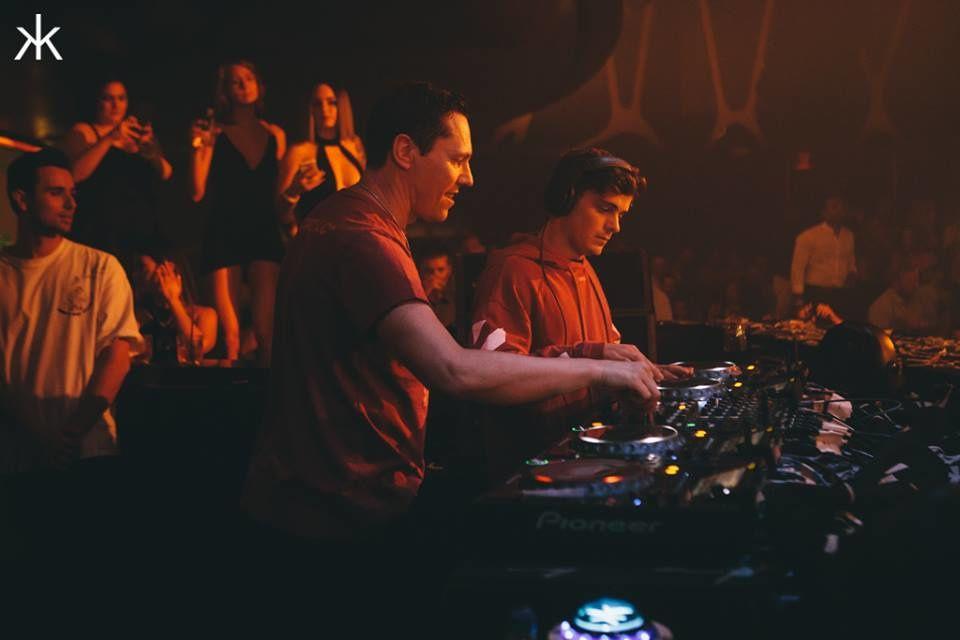 Tiësto photos, vidéo | Hakkasan | Las Vegas, NV - august 19, 2017 | With Martin Garrix and Dzeko