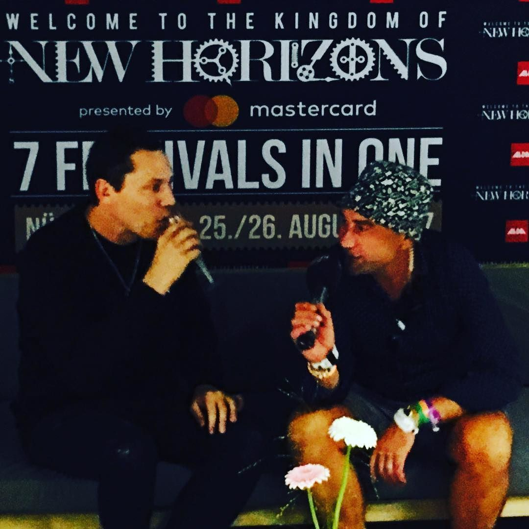 Tiësto vidéo, photos | New Horizons Festival | Nürburg, Germany - august 25, 2017