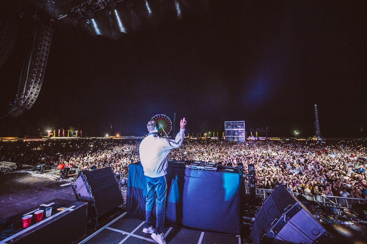 Tiësto photos | Vital Festival | Belfast, UK - august 26, 2017
