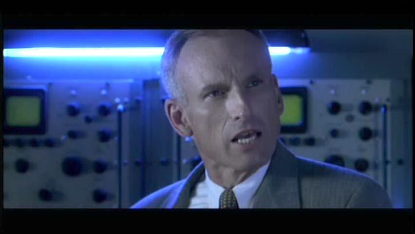 James Rebhorn dans Independence Day © 1996 20th Century Fox