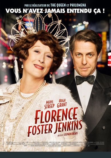 cin actu par jean aymar de thou florence foster jenkins le film du jour. Black Bedroom Furniture Sets. Home Design Ideas