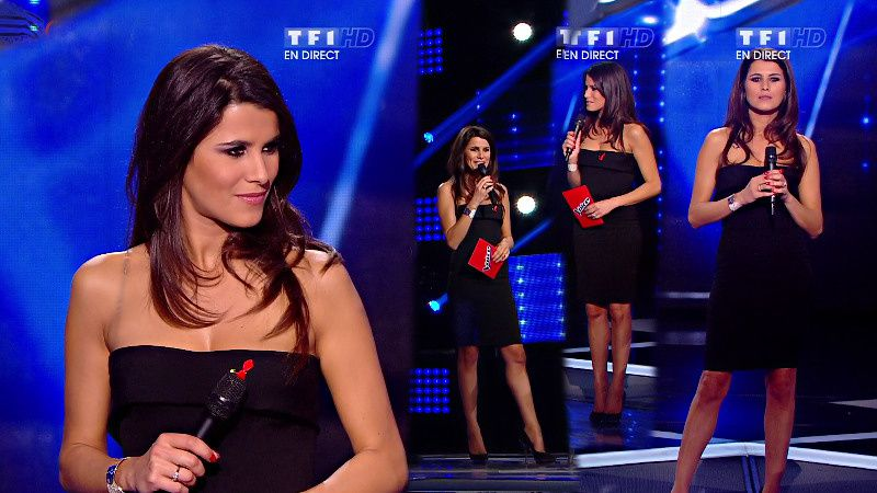 Karine Ferri - 5 Avril 2014