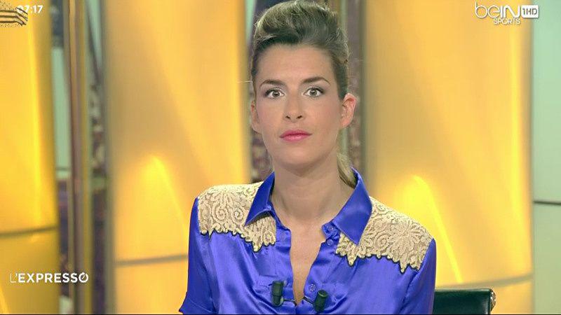Vanessa Le Moigne - 15 Juillet 2014