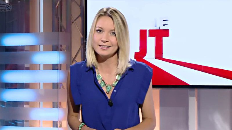 Perrine Storme - 1er aout 2014