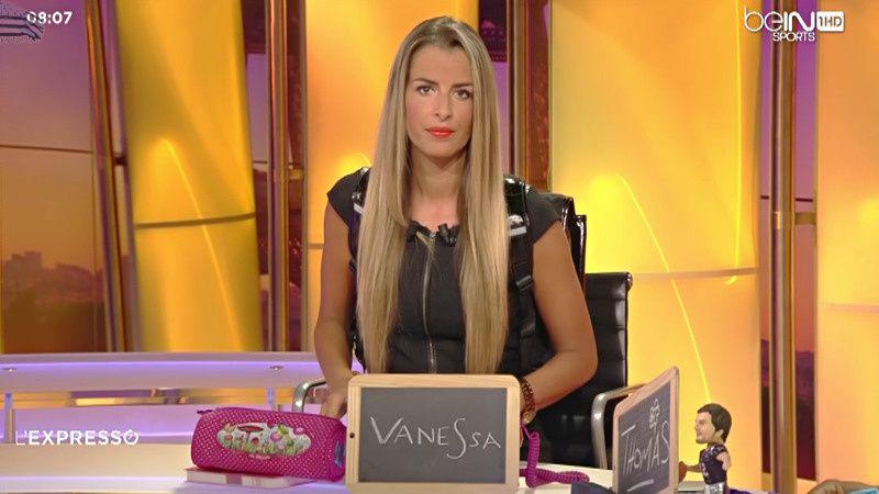 Vanessa Le Moigne - 1er Septembre 2014