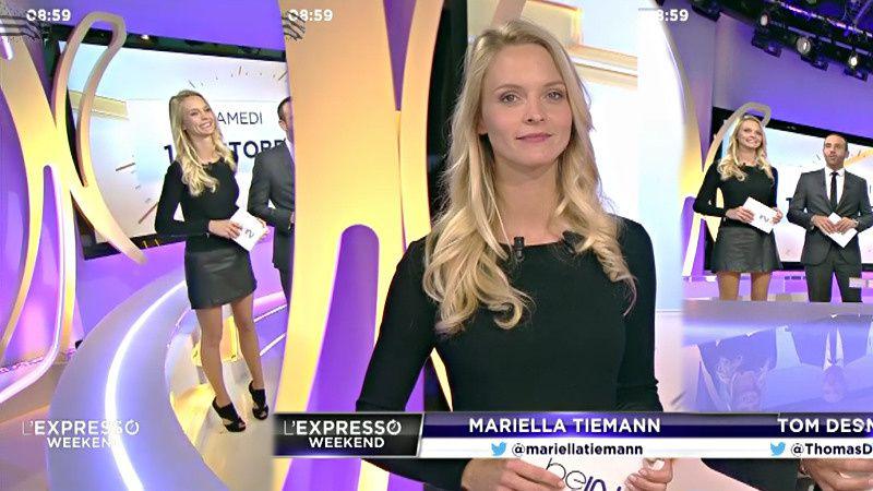 Mariella Tiemann - 11 Octobre 2014