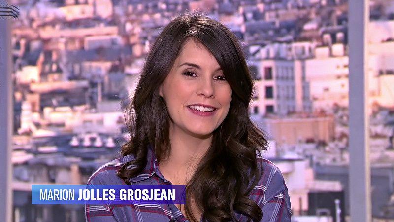 Marion Jollès-Grosjean : 3 Février 2015