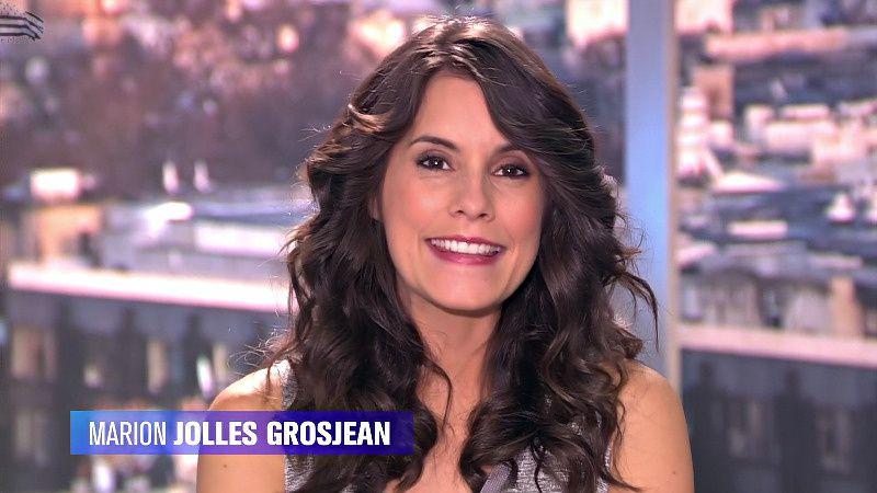 Marion Jollès - 1er Septembre 2015