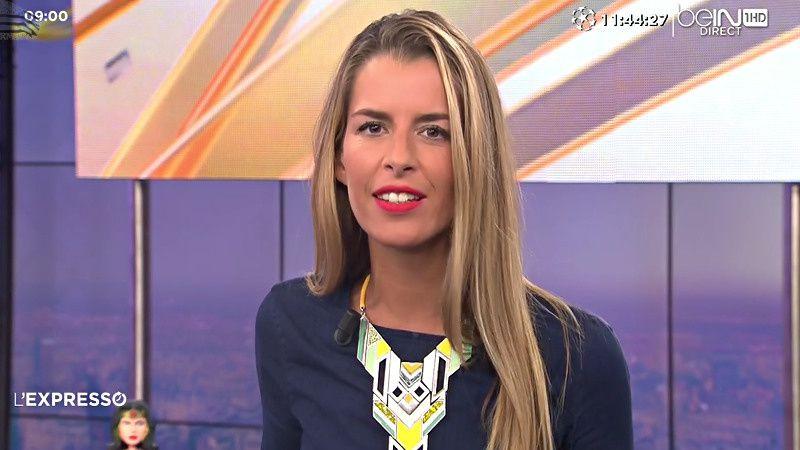 Vanessa Le Moigne - 16 Septembre 2015