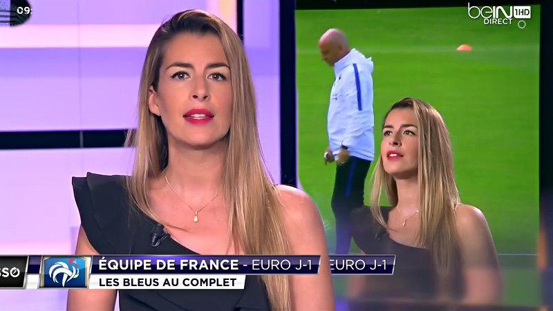 Vanessa Le Moigne - 9 Juin 2016