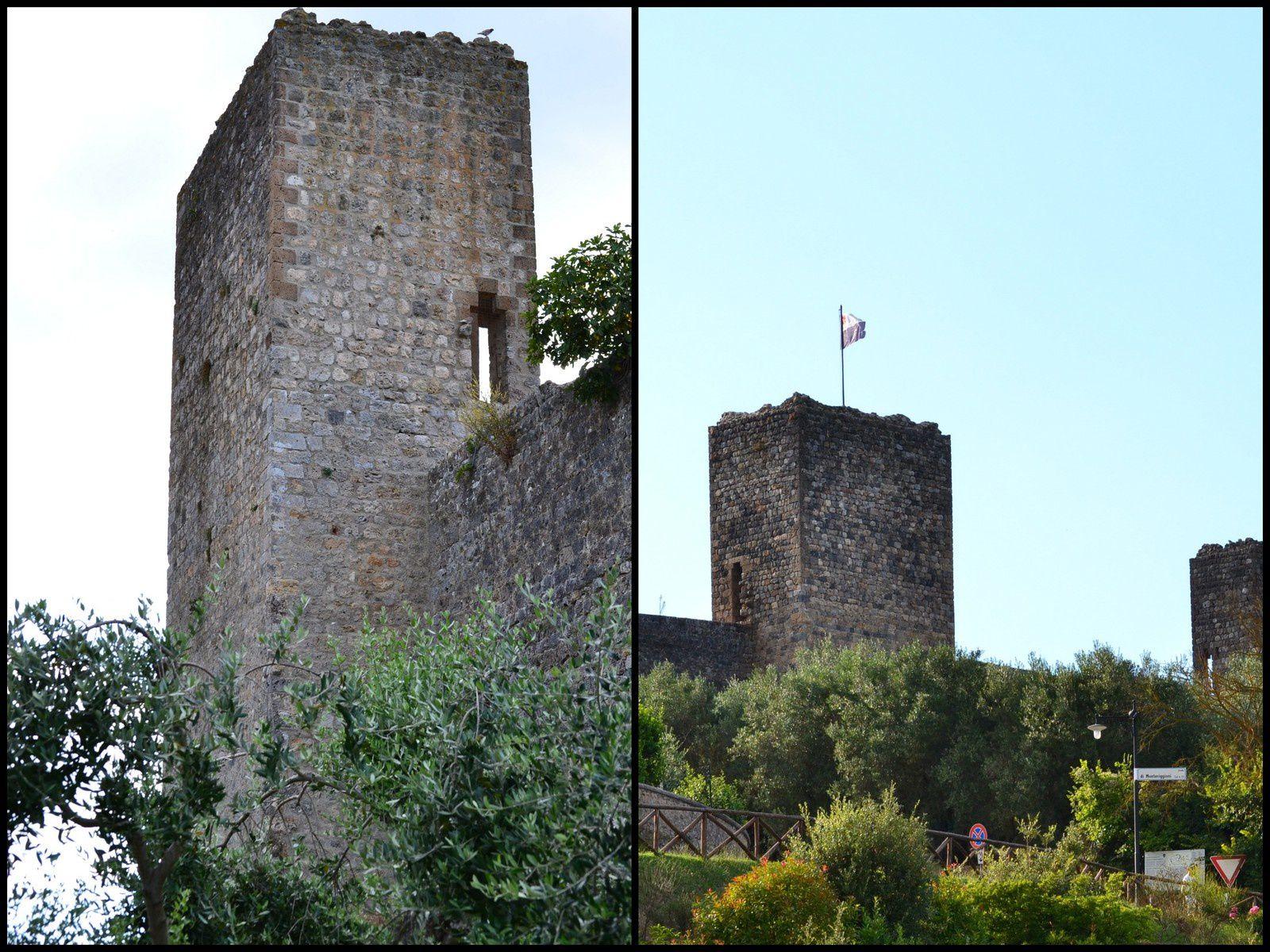 Remparts de Monterrigioni