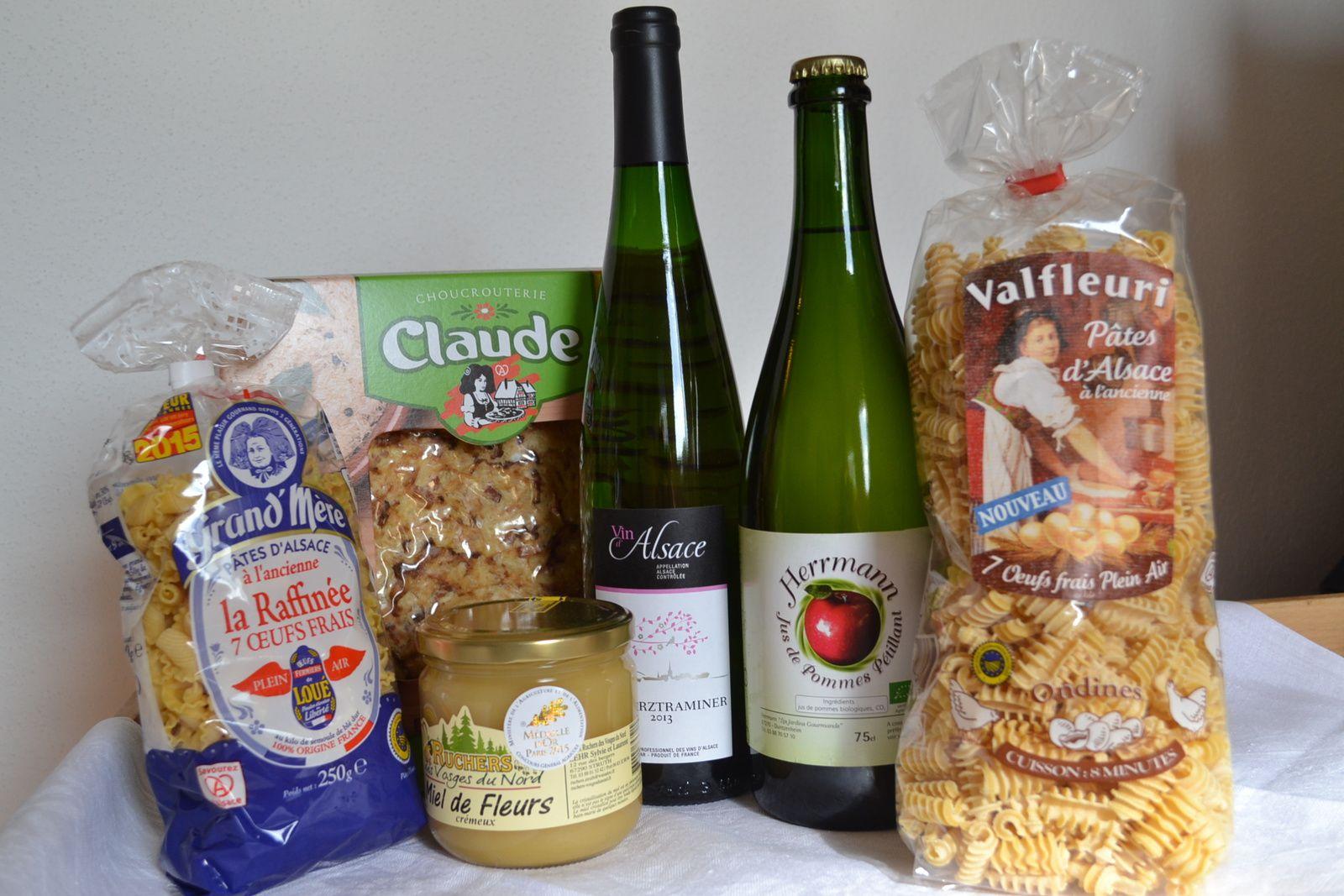 Découverte des produits Alsace Qualité