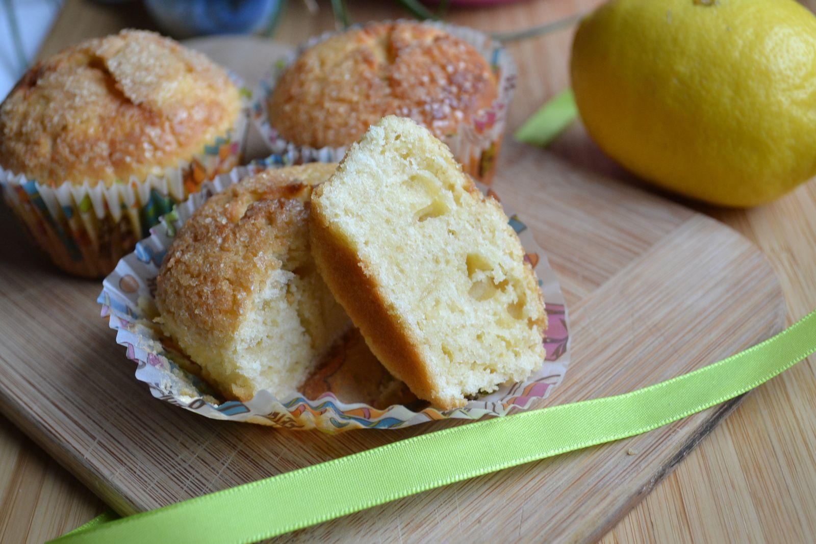 Magdelanas au citron