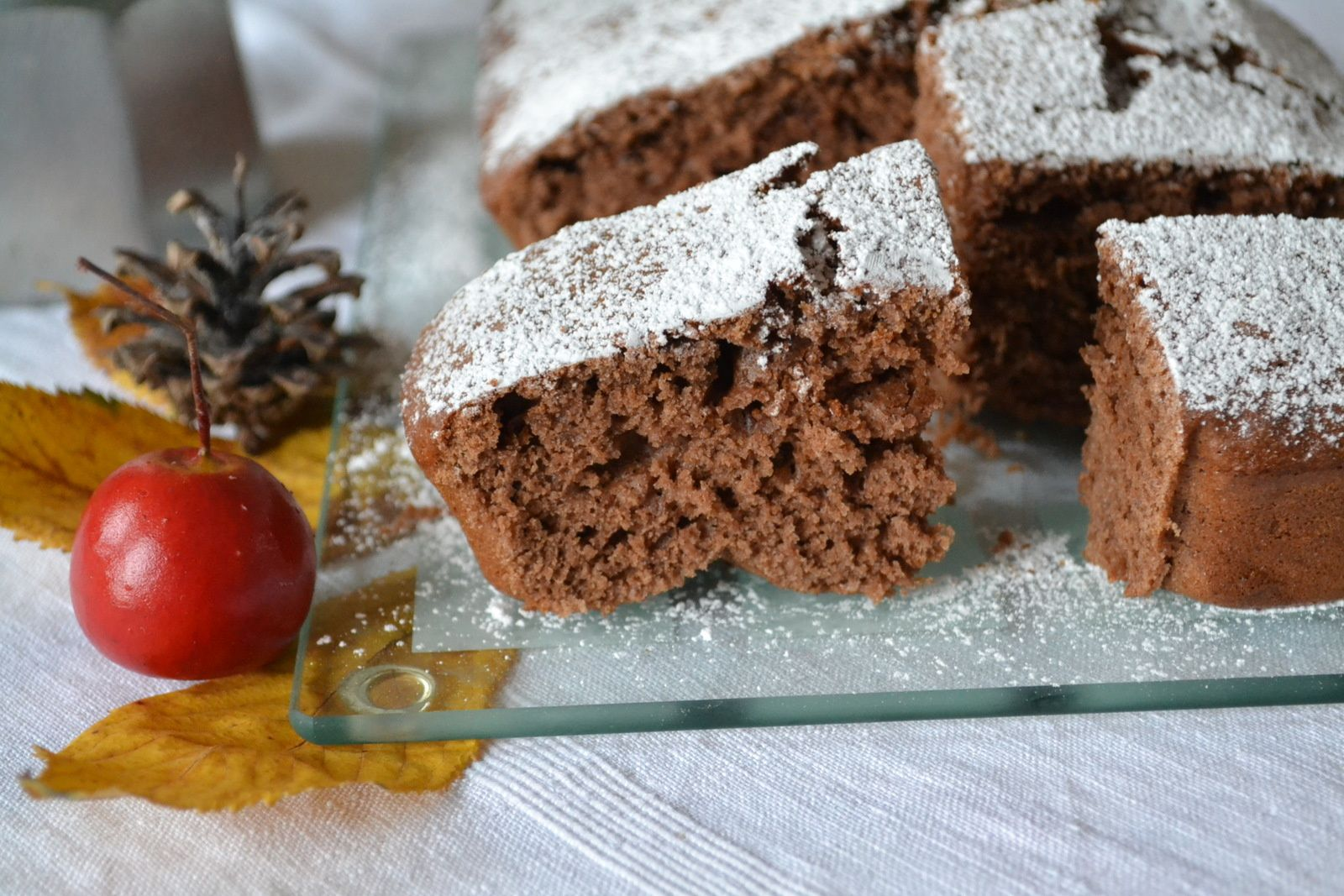 Gâteau au chocolat #sans beurre