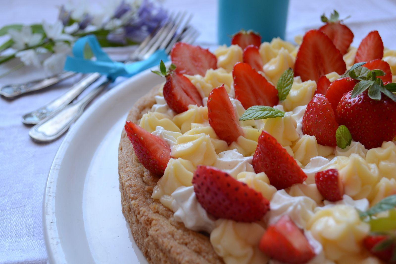 Fantastik fraises citron #anniversaire