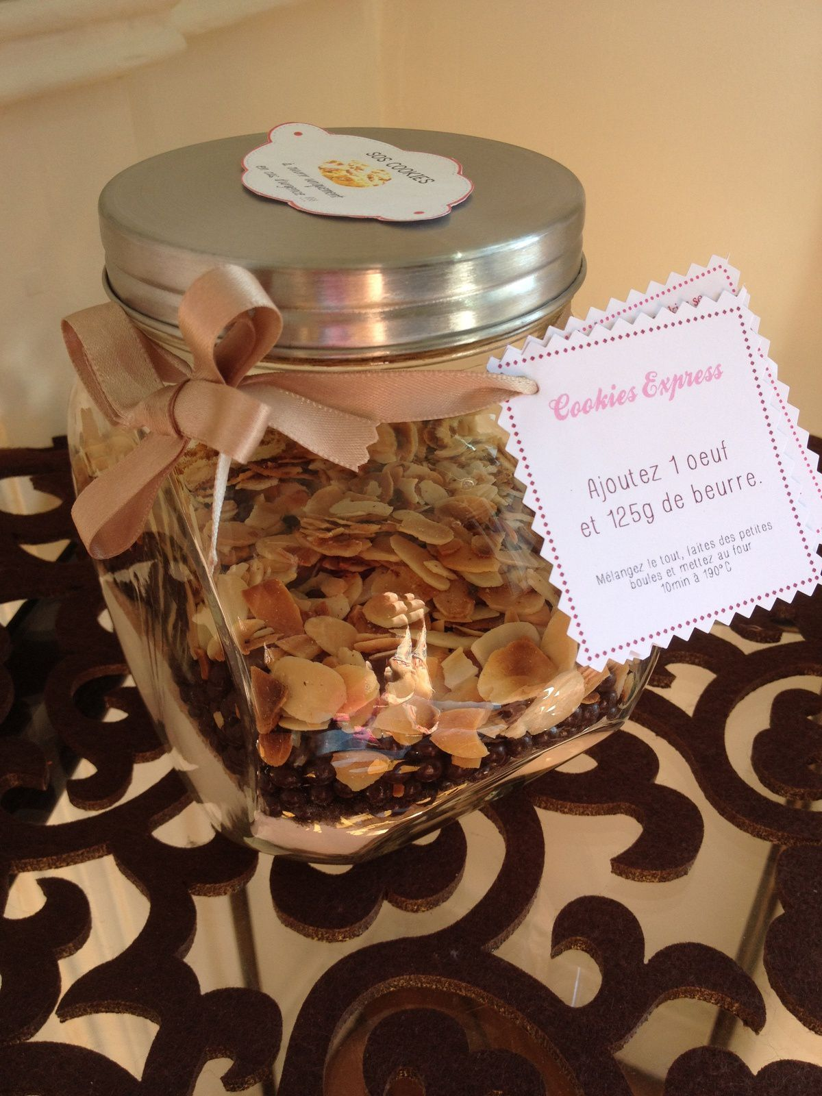 Kit cadeau : SOS cookies