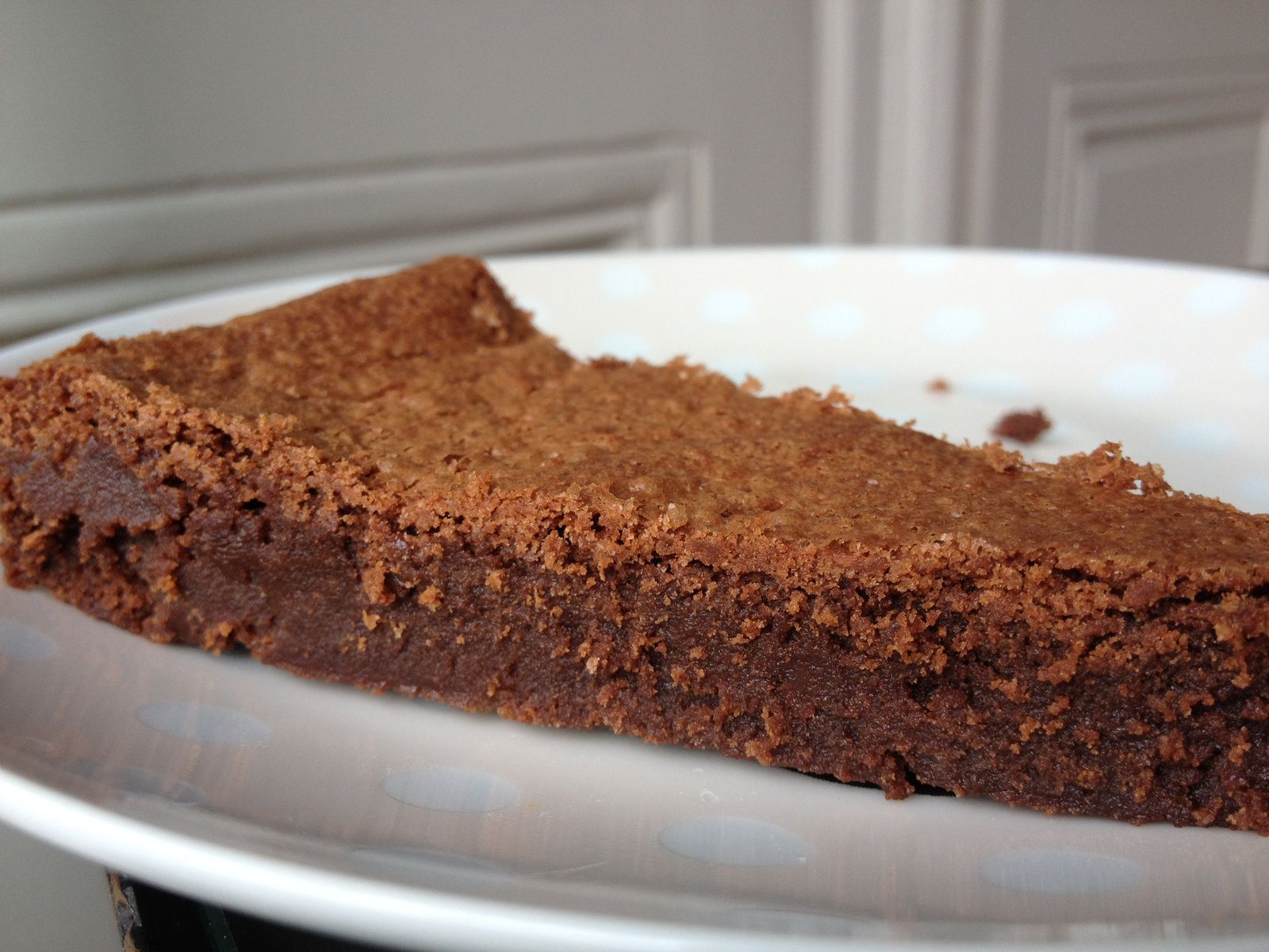 Gâteau au chocolat moelleux de ma grand-mère