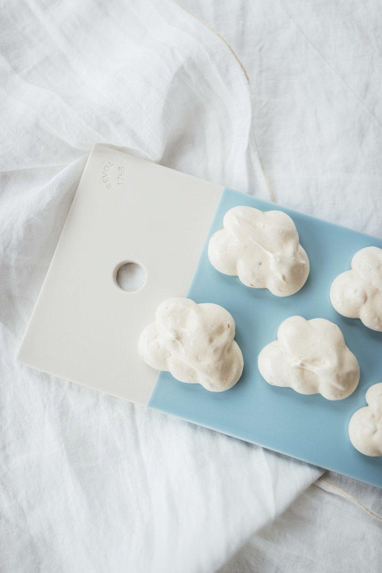 Recette Revol // 2 - Comment réaliser des meringues en forme de nuage?