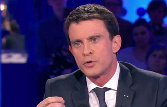 Valls on n est pas couch le ch 39 ti bethunois - Manuel valls on n est pas couche ...