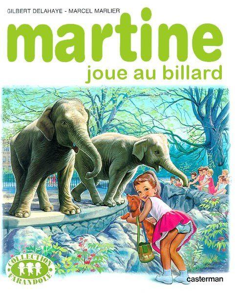 Le retourne capote de Martine !