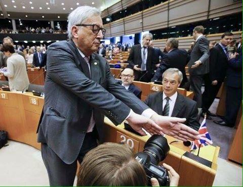 Pour Jean-Claude Juncker, c'est &quot&#x3B;English go home !&quot&#x3B;
