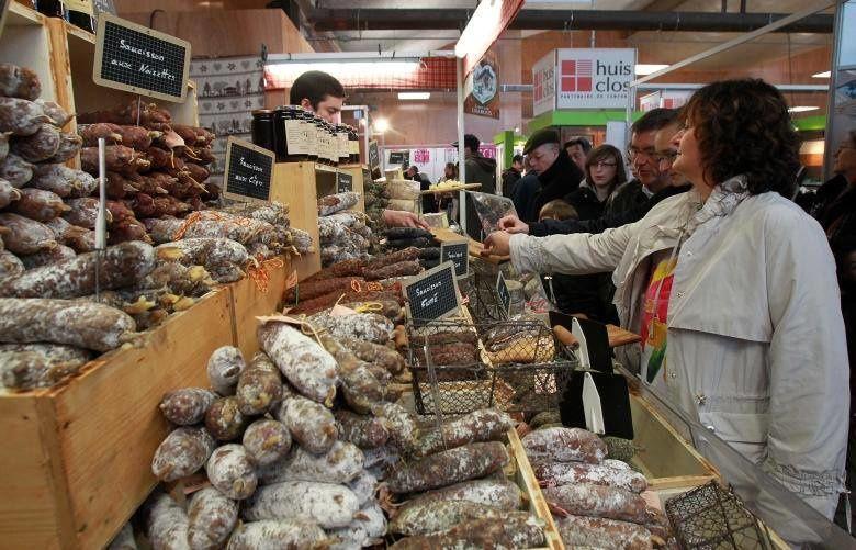 Des commerçants en Colère :