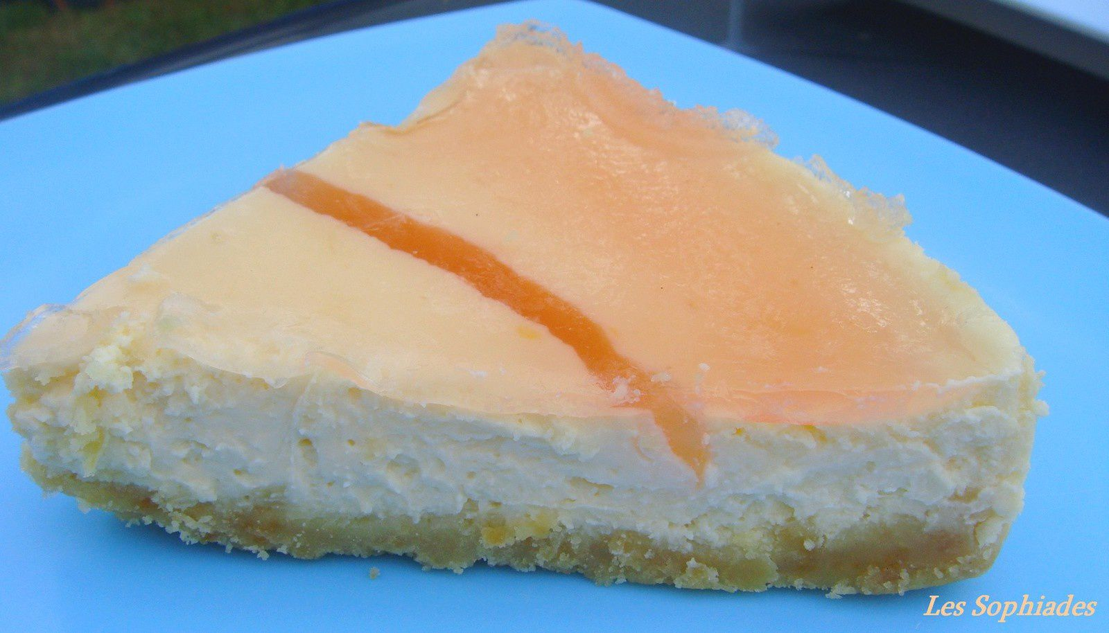 Cheese-Cake au citron